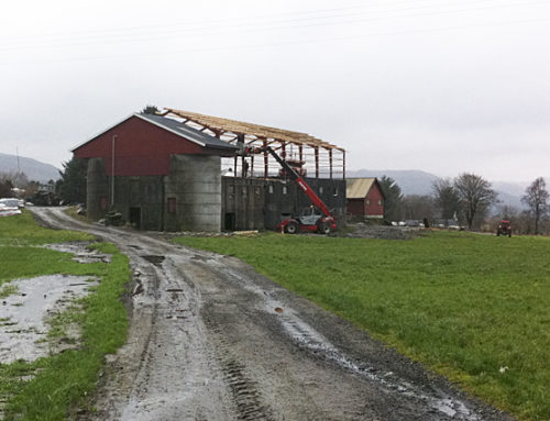 Landbruksbygg