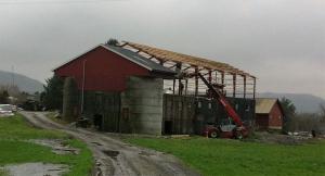Rehabilitering av landbruksbygg